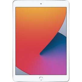 Apple iPad 10.2 2020 128 GB Wi-Fi silber