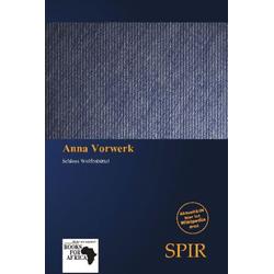 Anna Vorwerk als Buch von