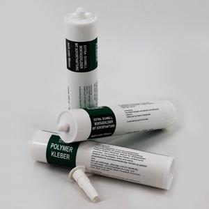 4 x Kleber Ufermatte Steinfolie Böschungsmatte für die Teichfolie 290 ml weiß