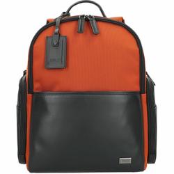 Bric's Monza Businessrucksack 39 cm Laptopfach oran