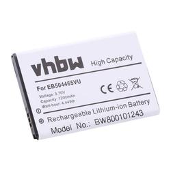 vhbw AKKU LI-ION passend für Vodafone 360 M1, Vodafone 360 H1