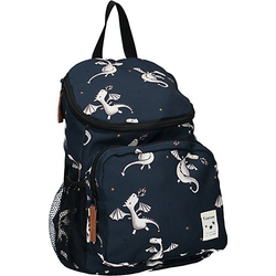 Kinderrucksack Magic Tales Drachen blau