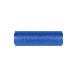 MSports® Pilatesrolle Yoga Rolle Pilates Rolle - 45 x 15 cm oder 90 x 15 cm Faszienrolle blau