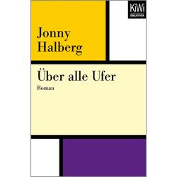 Über alle Ufer: eBook von Jonny Halberg