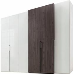 nolte® Möbel Drehtürenschrank concept me 230 mit Koffertüren 300 cm x 223 cm x 69 cm