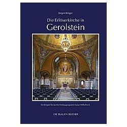 Die Erlöserkirche in Gerolstein. Jürgen Krüger  - Buch