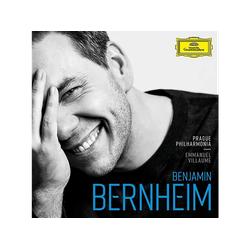 Benjamin Bernheim - BENJAMIN BERNHEIM (CD)