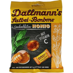 Dallmann¦s Salbei Honig Bonbons