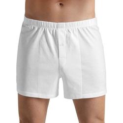 Hanro Boxershorts Jersey-Boxershorts weiß L = 6