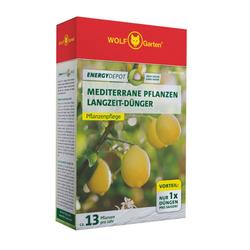 Mediterraner Pflanzen Langzeit-Dünger