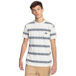 Quiksilver T-Shirt Mixtape weiß S