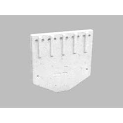 D0021 keramische Rückwand für ATMOS DxxP
