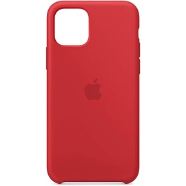 Apple iPhone 11 Pro Silikon Case Rot