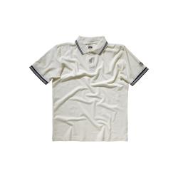Dolomite Kurzarmshirt Dolomite Poloshirt Herren 76 (1-tlg) weiß S