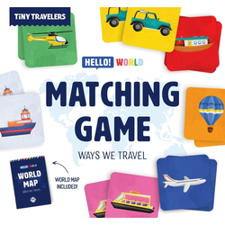 Matching Game: Ways We Travel
