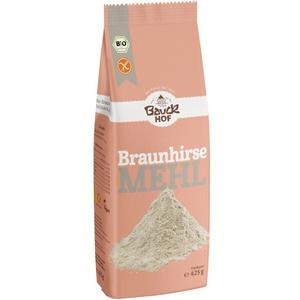 Mehl, Braunhirse-Mehl Vollkorn, glutenfrei