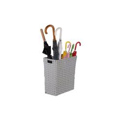 relaxdays Aufbewahrungskorb Aufbewahrungskorb aus Kunststoff