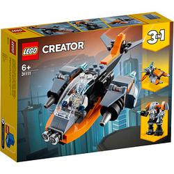 LEGO® Creator 31111 Cyber-Drohne Bausatz