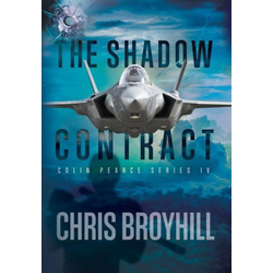 The Shadow Contract als Buch von Chris Broyhill