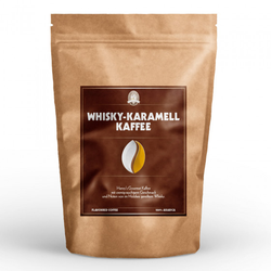 "Kaffeebohnen Henry's Coffee World ""Whisky-Karamell Kaffee"", 1 kg"