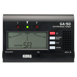 Korg GA-50 Tuner