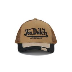 Von Dutch Trucker Cap Von Dutch Trucker Cap VDHT 003 Braun