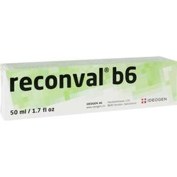 RECONVAL b6 Creme 50 ml
