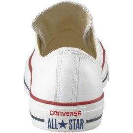 Converse Chuck Taylor All Star Leather white white red, 46