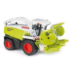 Bruder® Spielzeug-Häcksler Claas Jaguar 900 - Feldhäcksler - grün/weiß