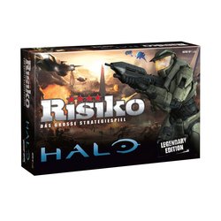 Winning Moves Spiel, Brettspiel Risiko Halo - Legendary Edition
