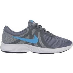 Nike Revolution 4 (GS) - neutraler Laufschuh - Jungen Grey