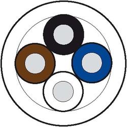 Murrelektronik Kabeltrommel 250 mm PUR-OB, 100m 7000-C0101-63100