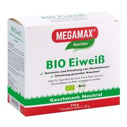 BIO EIWEISS Neutral Megamax Pulver 7X30 g