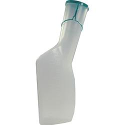 Urinflasche Milchig