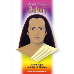 Babaji - Kriya Yoga und die 18 Siddhas: Buch von Marshall Govindan