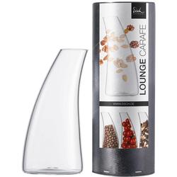 Eisch Karaffe, (Nussspender), Kristallglas, handgefertigt, 560 ml