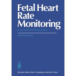 Fetal Heart Rate Monitoring als Buch von