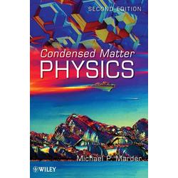 Condensed Matter Physics 2e als Buch von Marder