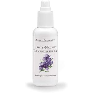 Sanct Bernhard Gute-Nacht-Lavendelspray, als Raumspray oder Kissenspray, Inhalt 125 ml