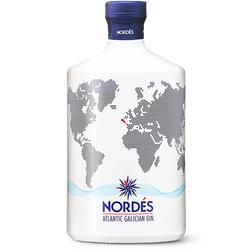 Nordes Gin 40% vol, Spanien