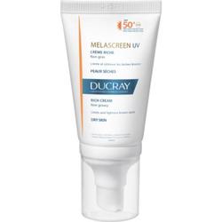 Ducray Melascreen Sonnencreme gegen Pigmentflecken SPF 50+ 40 ml