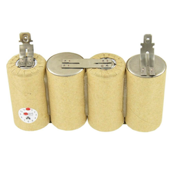 AccuCell Staubsaugerrohr NiMH-Akku - 1500mAh (4.8V) für elektrischer Besen