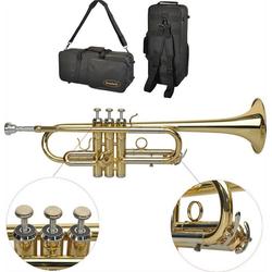 Steinbach Perinetventil C-Trompete C- Trompete Marke Steinbach - der günstige Einstieg