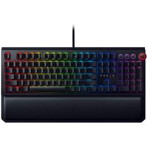 Razer BlackWidow Lite: Geräuschlose Tastatur für Gaming & Büroarbeit mit Razer Orange (Taktil & Leise) Tasten, Kompakter Formfaktor, Individueller Hintergrundbeleuchtung & QWERTZ-Layout