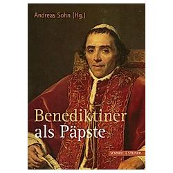 Benediktiner als Päpste - Buch