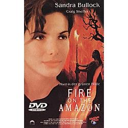 Fire on the Amazon - DVD  Filme