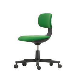 Vitra Bürodrehstuhl Rookie grün, Designer Konstantin Grcic, 71–90x68.5x68.5 cm