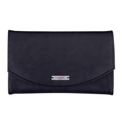 QHP Gürteltasche zur Aufbewahrung von Accessoires , Farbe: schwarz