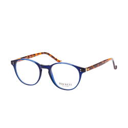 Hackett London HEB 218 683, inkl. Gläser, Runde Brille, Damen
