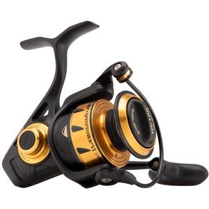 PENN Unisex – Erwachsene Spinfisher VI Spinning-Rollen, Black Gold, 10500